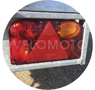 фонарь fristom на белтрейлере ВТ200-00