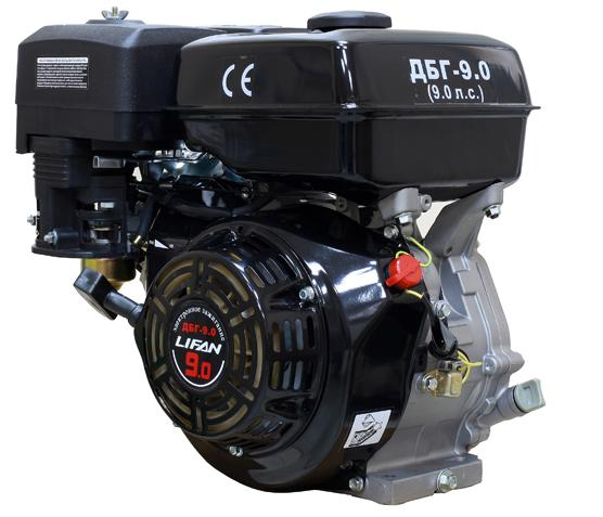 двигатель lifan-177