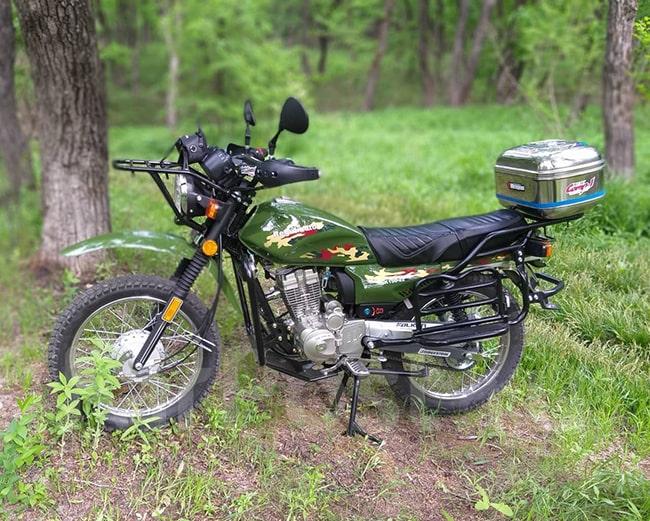 Мотоцикл Regulmoto sk150 22
