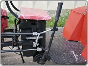 подъёмный механизм мотоблока минитрактора штенли